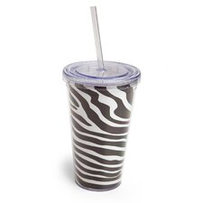 Zebra Insulated Cup