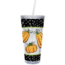 Pumpkin Delight Insulated Cup