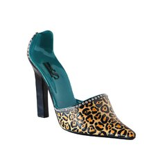 Leopard High Heel Wine Bottle Holder