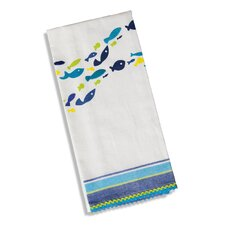 Simple Swimmers Kitchen Towel