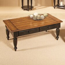 <strong>Progressive Furniture Inc.</strong> Country Vista Coffee Table