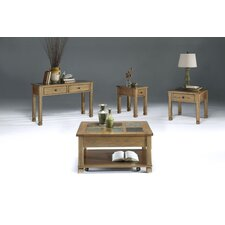<strong>Progressive Furniture Inc.</strong> Rustic Ridge Coffee Table Set