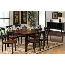 Cosmo 7 Piece Dining Set