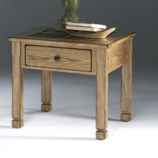 Rustic Ridge End Table