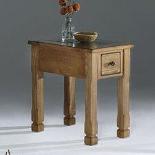 Rustic Ridge Chairside Table