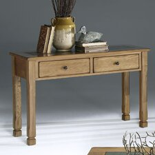 Rustic Ridge Console Table