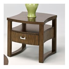 <strong>Progressive Furniture Inc.</strong> Futura End Table