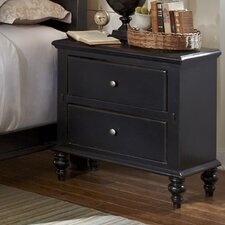 <strong>Progressive Furniture Inc.</strong> Napa Valley 2 Drawer Nightstand
