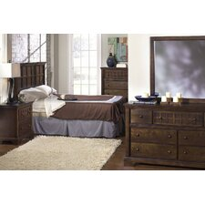 Casual Traditions Headboard Bedroom Collection
