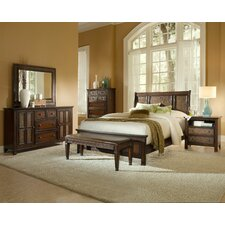 Kingston Isle Sleigh Bedroom Collection