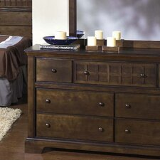 Casual Traditions 7 Drawer Dresser