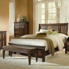 Kingston Isle Sleigh Bed