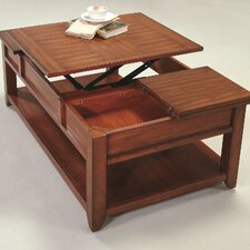 <strong>Progressive Furniture Inc.</strong> Coral Gables Coffee Table with Lift Top