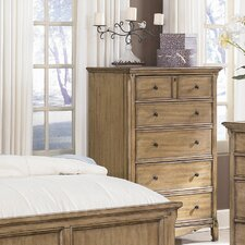 Aberdeen 6 Drawer Chest