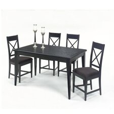 <strong>Progressive Furniture Inc.</strong> Hylton Road 5 Piece Dining Set