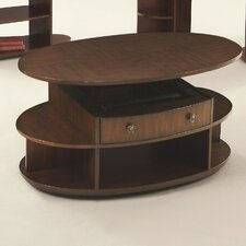 <strong>Progressive Furniture Inc.</strong> Metropolitan Coffee Table with Lift Top