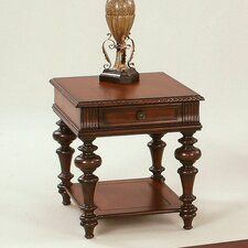 Mountain Manor End Table