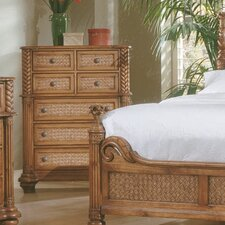 Palm Court 7 Drawer Chest
