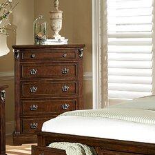 <strong>Progressive Furniture Inc.</strong> Sheraton 5 Drawer Chest