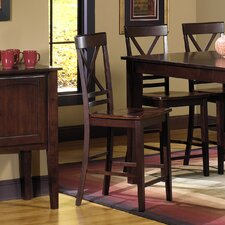 <strong>Progressive Furniture Inc.</strong> Winston Counter Height Side Chair (Set of 2)