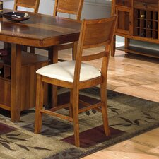 <strong>Progressive Furniture Inc.</strong> Soho Counter Height Side Chair (Set of 2)