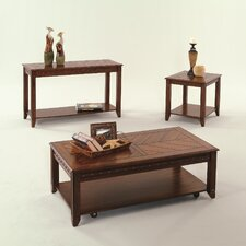 <strong>Progressive Furniture Inc.</strong> Redding Ridge Coffee Table Set