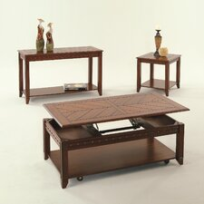 Redding Ridge Lift-Top Coffee Table Set