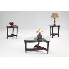 <strong>Progressive Furniture Inc.</strong> Sea View 3 Piece Coffee Table Set