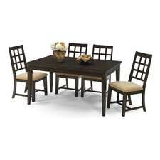 <strong>Progressive Furniture Inc.</strong> Casual Traditions 5 Piece Dining Set