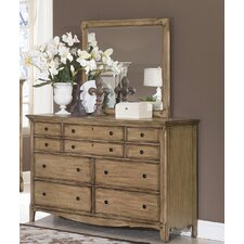 Aberdeen 10 Drawer Dresser