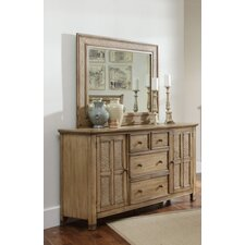 <strong>Progressive Furniture Inc.</strong> Kingston Isle 4 Drawer Dresser