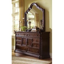 <strong>Progressive Furniture Inc.</strong> Marlestone 8 Drawer Dresser