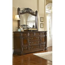 <strong>Progressive Furniture Inc.</strong> Regency 9 Drawer Dresser