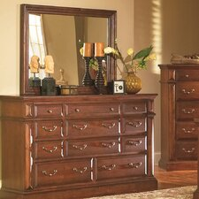 <strong>Progressive Furniture Inc.</strong> Torreon 11 Drawer Dresser