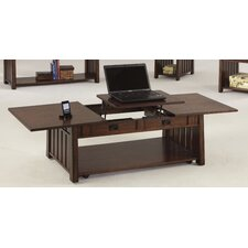 Mountain Mission Coffee Table with Lift Top