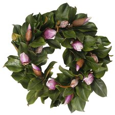 Magnolia Bud Wreath