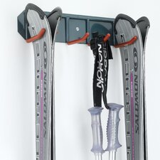 <strong>Gear Up Inc.</strong> Board and Ski Storage Dos Double Wall Storage Rack
