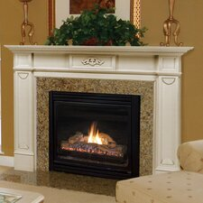 "56"" Monticello Fireplace Mantel Surround"
