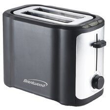 <strong>Brentwood Appliances</strong> 2-Slice Toaster