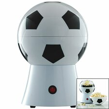 Hot Air Soccer Ball Popcorn Popper