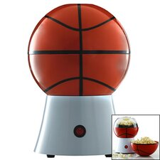 Hot Air Basketball Popcorn Popper