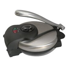<strong>Brentwood Appliances</strong> Stainless Steel Tortilla Maker