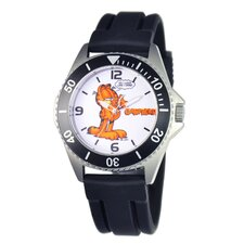 Men's Honor Rubber Strap Watch