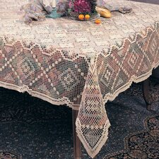 """Tuscany"" Lace Table Cloth"
