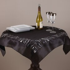 <strong>Saro</strong> Embroidered and Sequined Table Topper