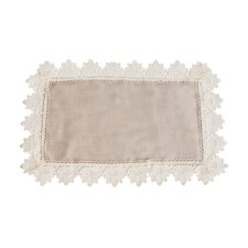 Lace Trimmed Tray Cloth