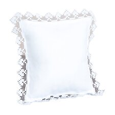 <strong>Saro</strong> Linen / Cotton Pillow Cover