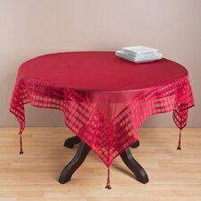 <strong>Saro</strong> Sheer Table Topper