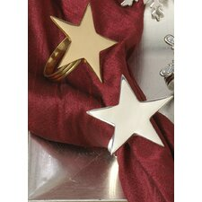 Star Shape Napkin Ring