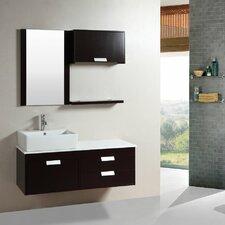 """51.5"""" Single Bathroom Vanity Set"""